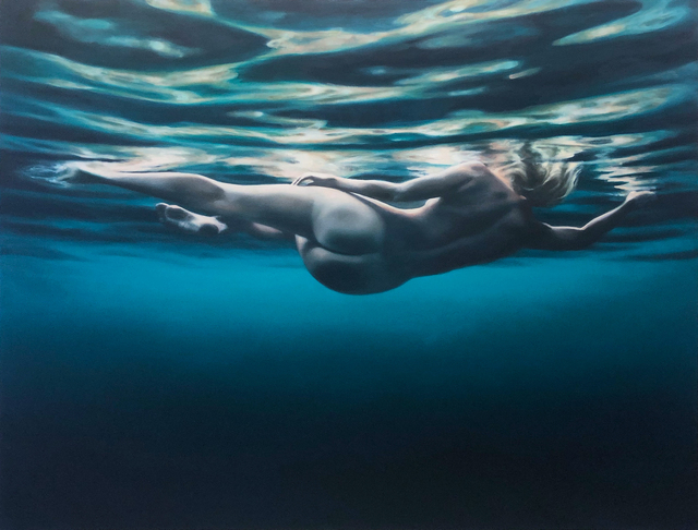 , 'Turquoise Tide,' 2019, Nanda\Hobbs