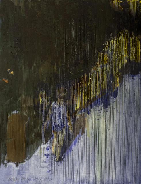 , 'Night walk 9,' 2013, Dvir Gallery