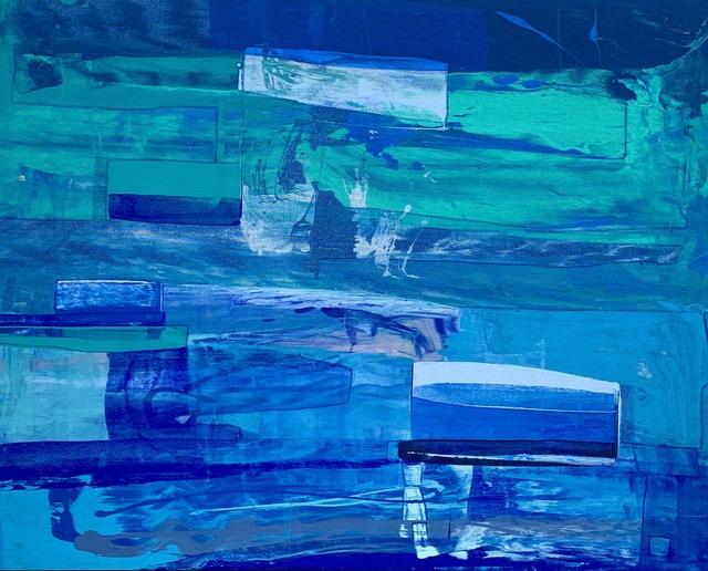 William Bass, 'Pacífico III', 2019, Galería Petrus