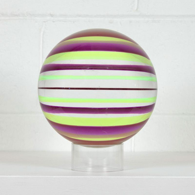 , 'Sphere,' 1985, Caviar20