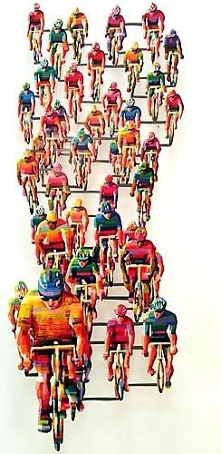 , 'Tour De France II ,' 2015, Galerie Montmartre