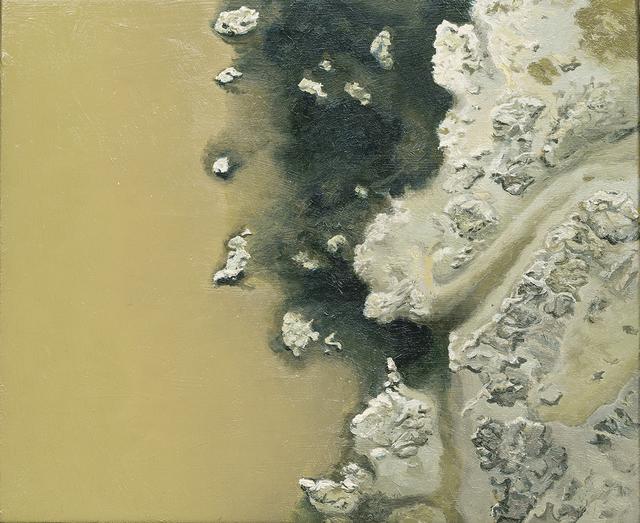 , 'Salt Pond #2,' 2012, Somerville Manning Gallery
