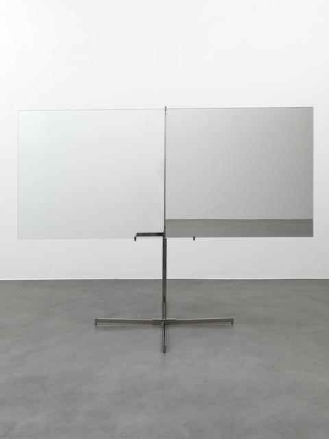 , 'Mezzo specchiato mezzo trasparente (Half Mirrored Half Transparent),' , Simon Lee Gallery