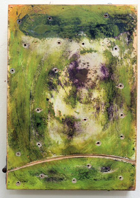 , 'Green,' 2013, Ro2 Art