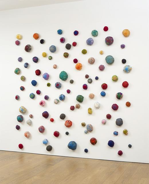 Sheila Hicks, 'Lares and Penates', 1990-2013, Sikkema Jenkins & Co.