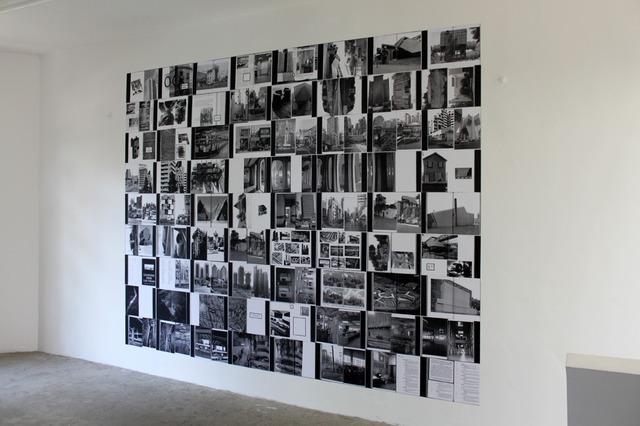 , 'Iconocopicity,' 2011, Nadja Vilenne