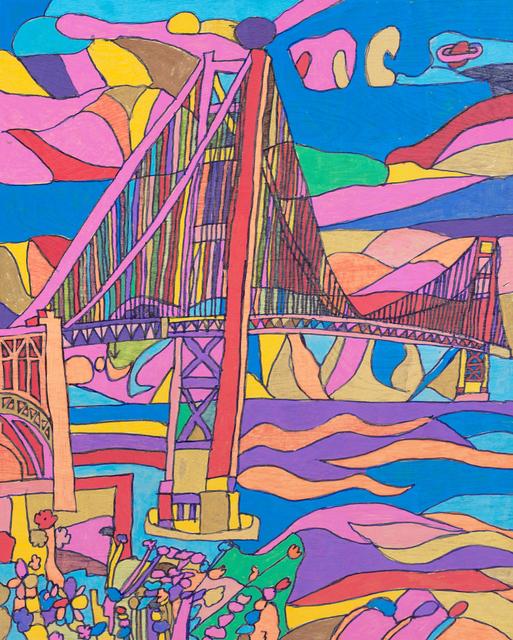 , 'San Francisco ,' 2013, Artrue Gallery