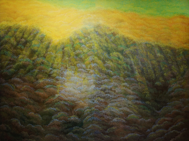 , 'An Unconquerable Mountain,' 2018, ART MORA