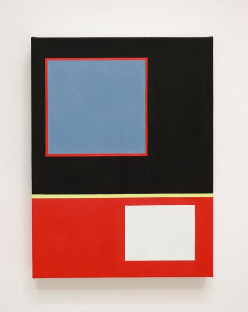 , 'Interiority,' 2018, Halsey McKay Gallery