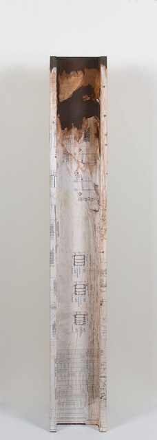 , 'Column 5,' 2017, Lyons Wier Gallery