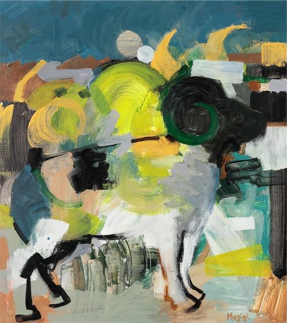 , 'Black sheep,' 2016, Art On 56th