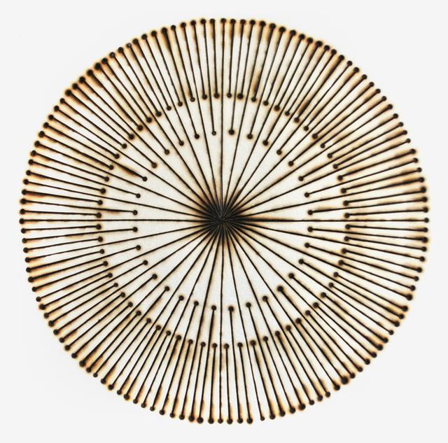 Katrine Hildebrandt-Hussey, 'Roundel 3', 2017, Uprise Art