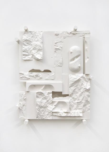 Claire Baily, 'Fragmentary Actions of the Broken Hearted', 2019, Sculpture, Jesmonite & pigment, CASTOR