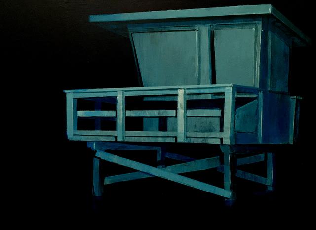 , 'Nocturne,' 2018, Somerville Manning Gallery