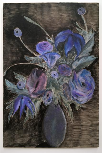 , 'Grey Bouquet 2,' 2017, Upfor