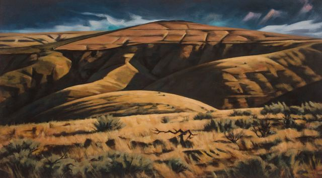 , 'Canyonland,' 2016, Charles A. Hartman Fine Art