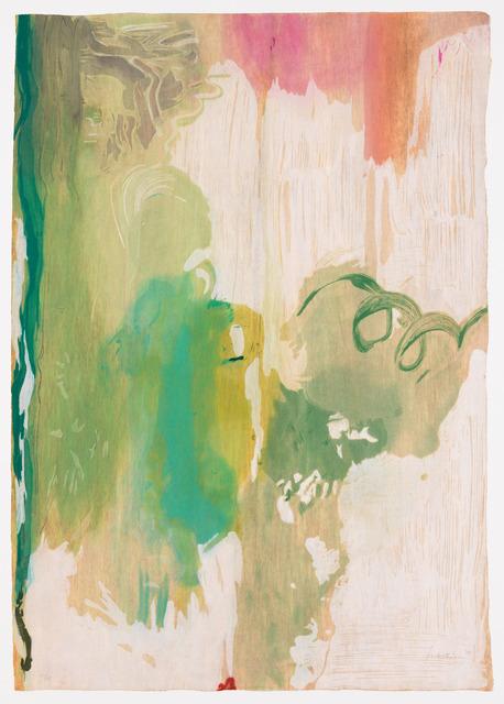 , 'Snow Pines,' 2004, Pace Prints