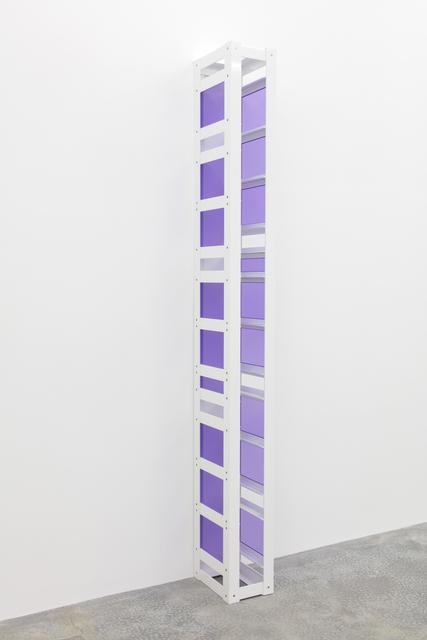, 'Listed Screen,' 2016, Casey Kaplan