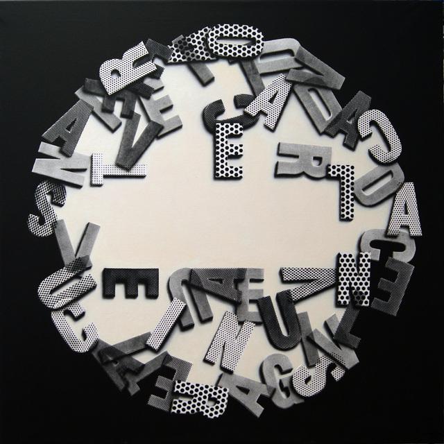 , 'ANECA o el Filtro Endogámico,' 2013, Galería Weber-Lutgen