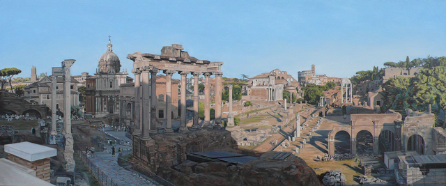 , 'The Forum, Rome,' , Plus One Gallery