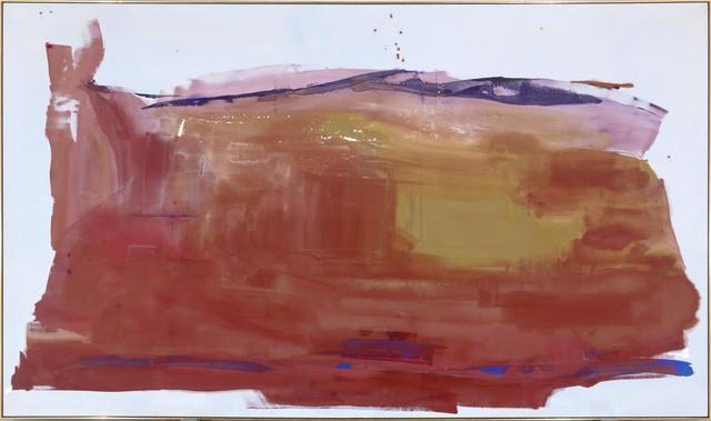 , 'Giant Step,' 1975, Helen Frankenthaler Foundation