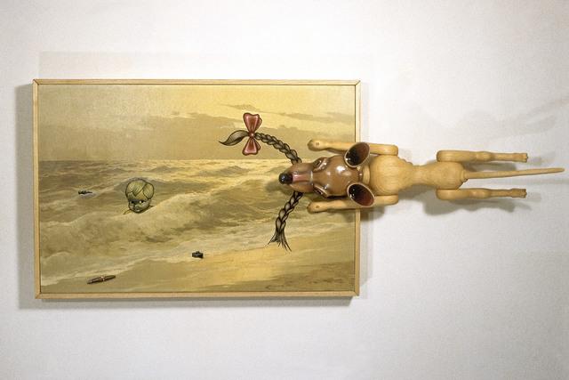 , 'The Pilgrim,' 2013, JAYJAY