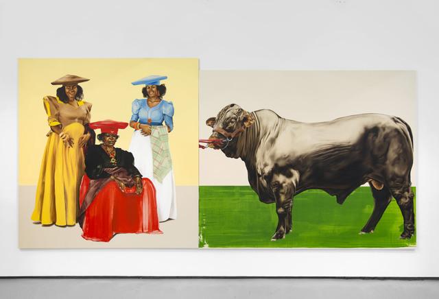 , 'Lerato: Philia I,' 2016, Jack Shainman Gallery