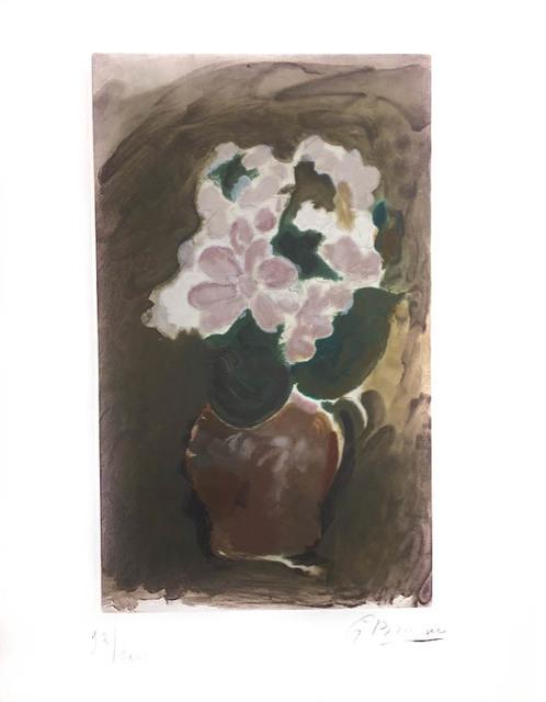 , 'Les Fleurs Violets (Bouquet des Fleurs),' ca. 1955, Fairhead Fine Art Limited