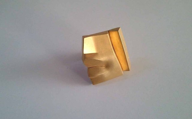 , 'Profile ring,' 2010, Ornamentum