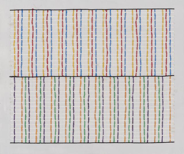 , 'Sistema cromático,,' 1971, Henrique Faria Fine Art