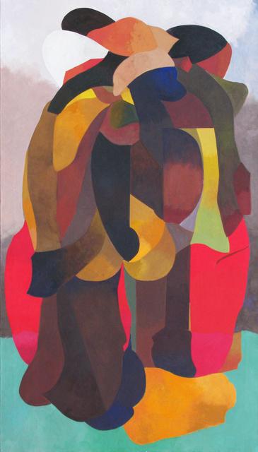 , 'Reflexiones sobre una emoción,' 2013, Galeria Oscar Roman