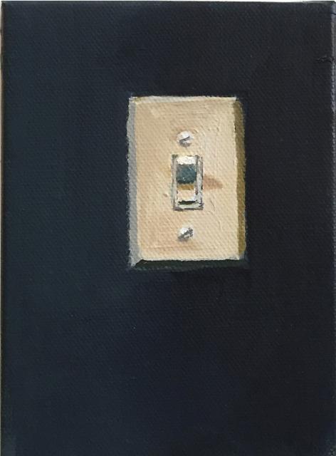, 'Black Light Switch,' 2018, Gallery Luisotti