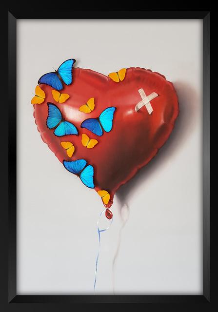 , 'Balloon,' 2018, Eden Fine Art