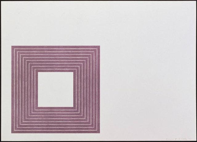 , 'Hollis Frampton,' 1972, Bernard Jacobson Gallery