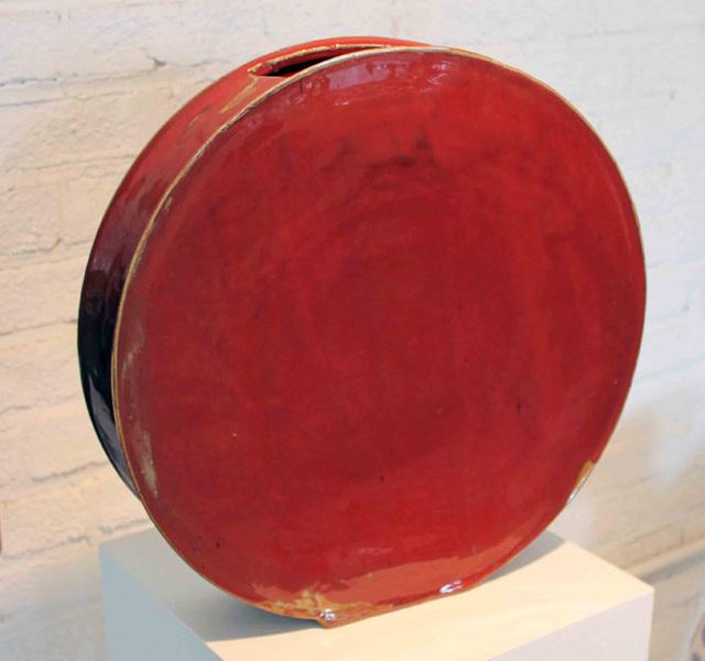 Hadrian Mendoza, 'Bamboo Slice (Vase)', Zenith Gallery