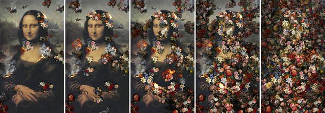 , 'Ruins Mona Lisa,' 2013, Photo12 Galerie
