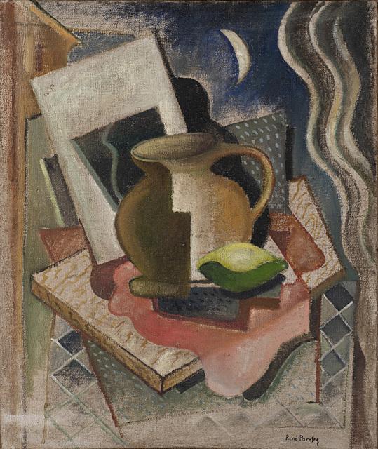 Renato Paresce, 'La nuit', 1928, Il Ponte