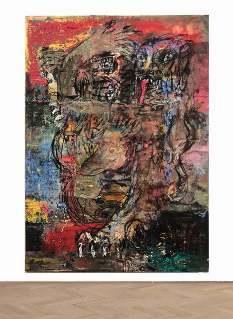 , 'Yasigi and Beast (embrace),' 2018, Vigo Gallery