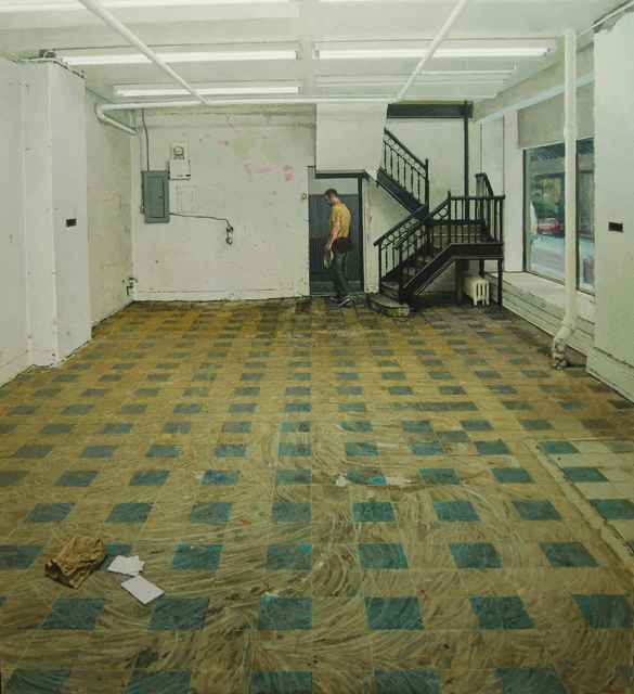 , 'Space for Rent,' 2011, Gallery Henoch