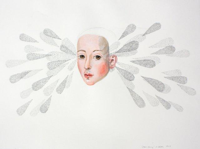 , 'Seer Drawing,' 2017, Russo Lee Gallery