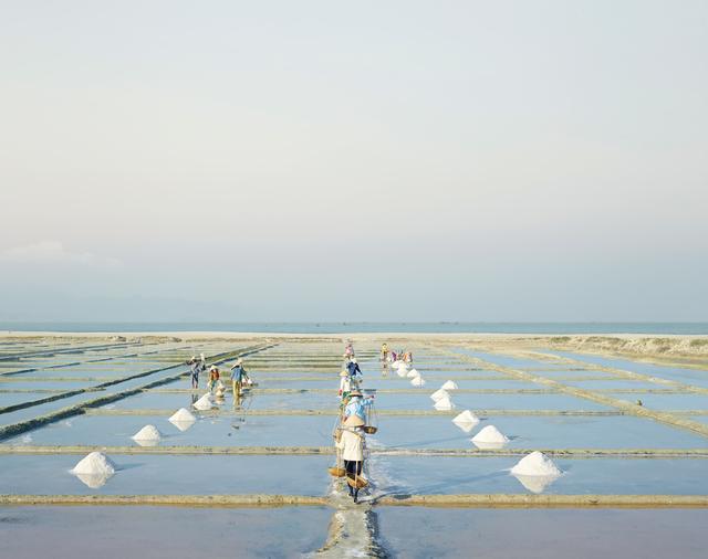 , 'Salt Farms, Nha Trang, Vietnam,' 2014, Galerie de Bellefeuille