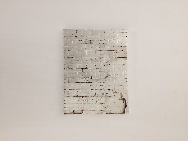 , 'Silver Wall,' 2015, Leila Heller Gallery