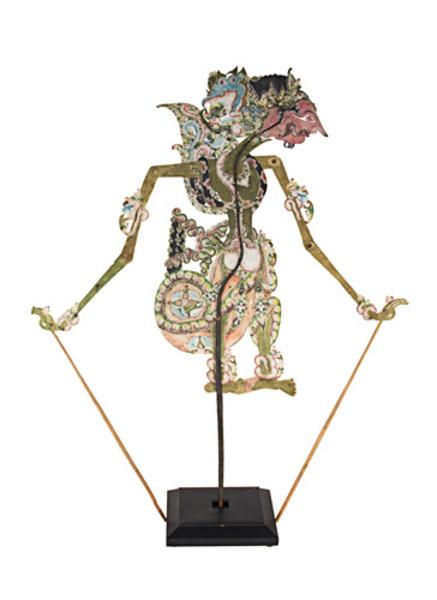 Unknown Artist, 'Shadow Puppet', 19th C., David Barnett Gallery
