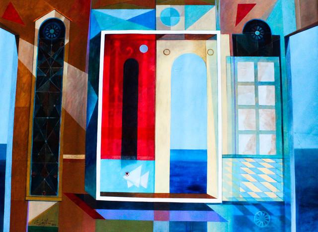 , 'Habitación con Vista (Room with a View),' 2017, Arte1010