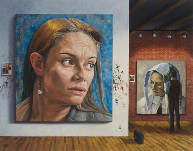 , 'Details,' 2010, Galerie de Bellefeuille