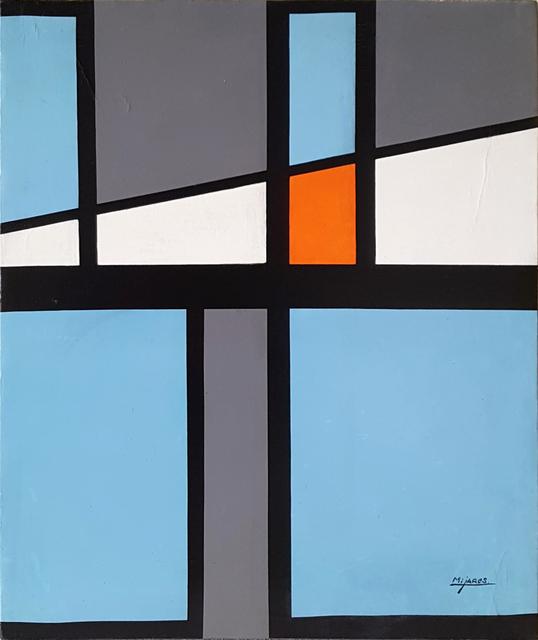 , 'Formas Concretas,' 1965, Palette Contemporary Art and Craft