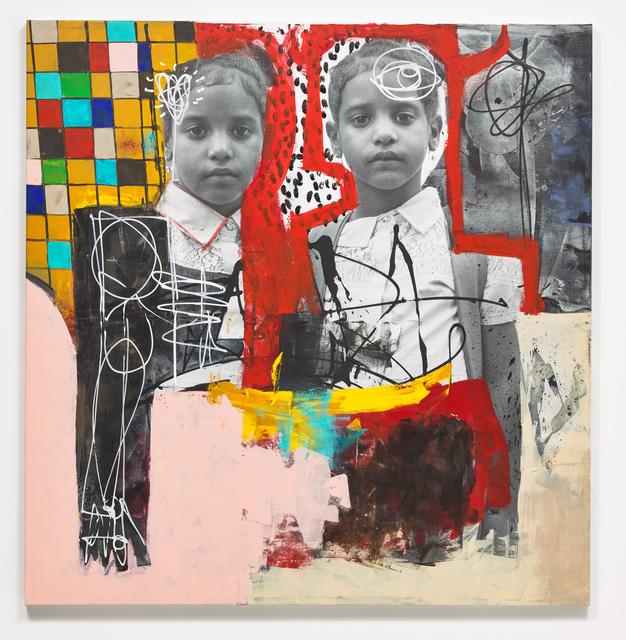 , 'Harlem Twins (Collab),' 2018-2019, Brannan Mason Gallery