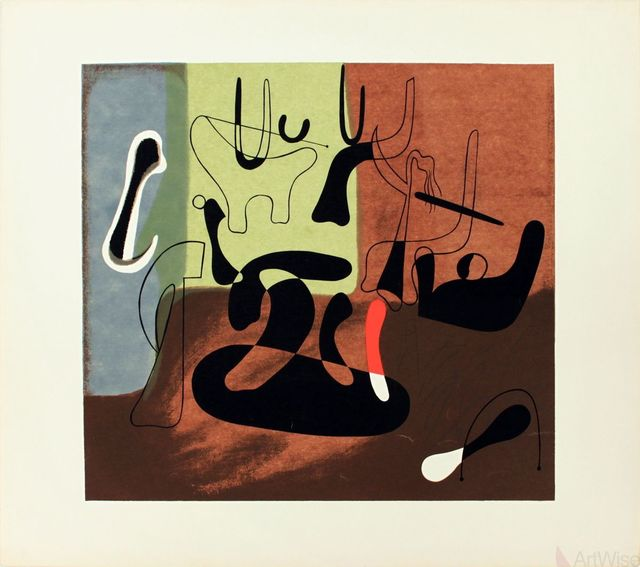 , 'Desert Mirage,' (Date unknown), ArtWise