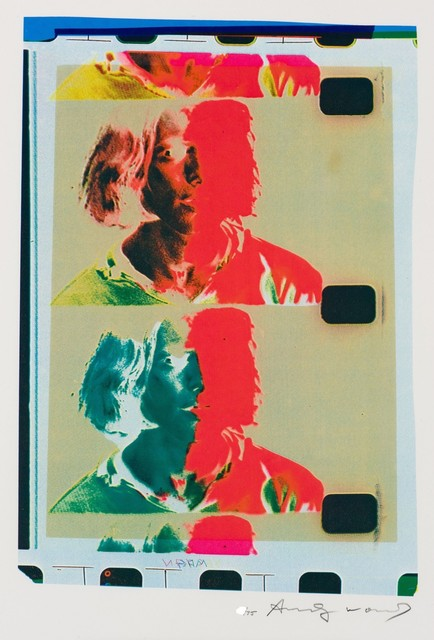 Andy Warhol, 'Eric Emerson (Chelsea Girls) (FS II.287)', 1982, Print, Screenprint on Somerset Satin White Paper, Revolver Gallery