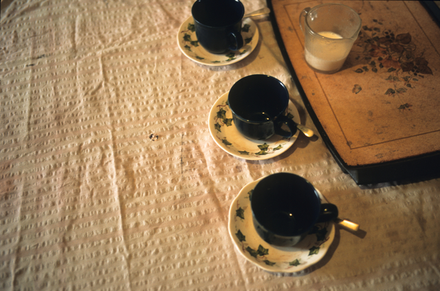 , 'Three Cups and Milk, Norfolk,' 2008, Osborne Samuel